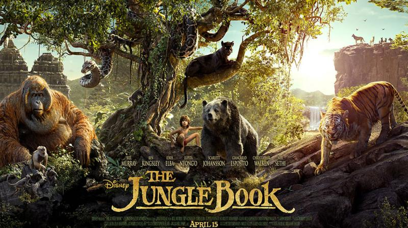 Priyanka Chopra, Irrfan Khan, Nana Patekar, Shefali Shah and Om Puri as they lend their voices to the Hindi live action version of 'The Jungle Book'.