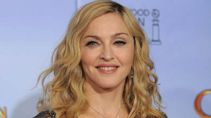 Madonna — who lives in a $40 million Upper East Side townhouse apparently wanted to claim some parking spaces.