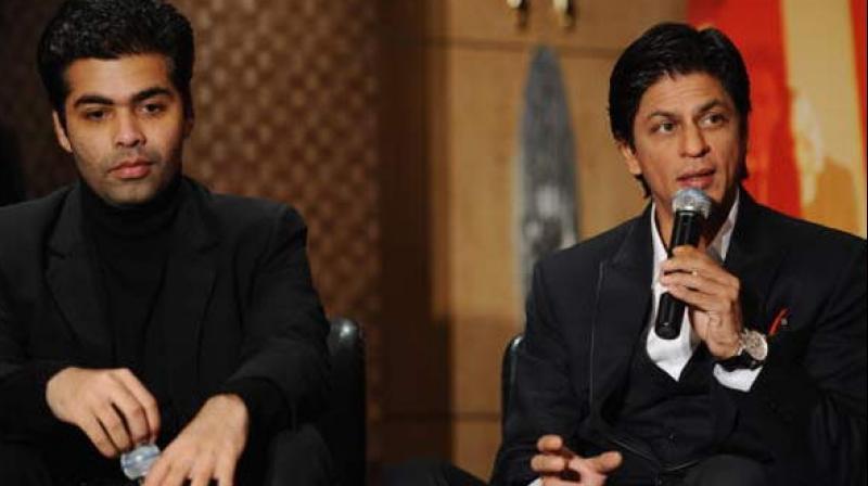 Karan Johar has directed Shah Rukh Khan in four films before 'Ae Dil Hai Mushkil'.