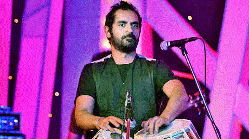 Tabla player Karsh Kale speaks up about his passion for music