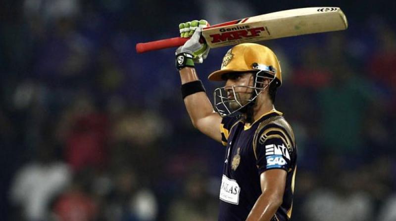 The 34-year-old slammed four half-centuries, scored 393 runs so far in the IPL. (Photo: BCCI)