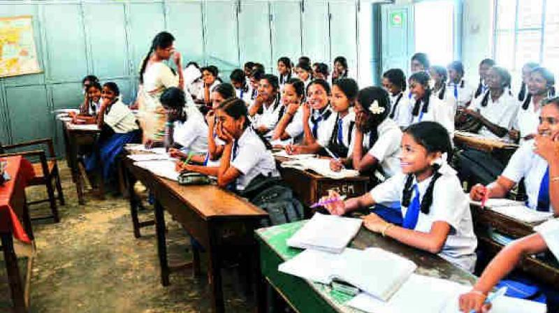 Mahbubnagar MP A.P. Jitender Reddy wants removal of the Kendriya Vidyalaya quota (Representational Image)