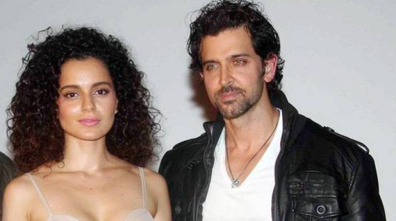 Kangana alleged that Hrithik hacked into her account to delete a few emails, to avoid over- complicating his divorce proceedings with ex-wife Sussanne Khan.