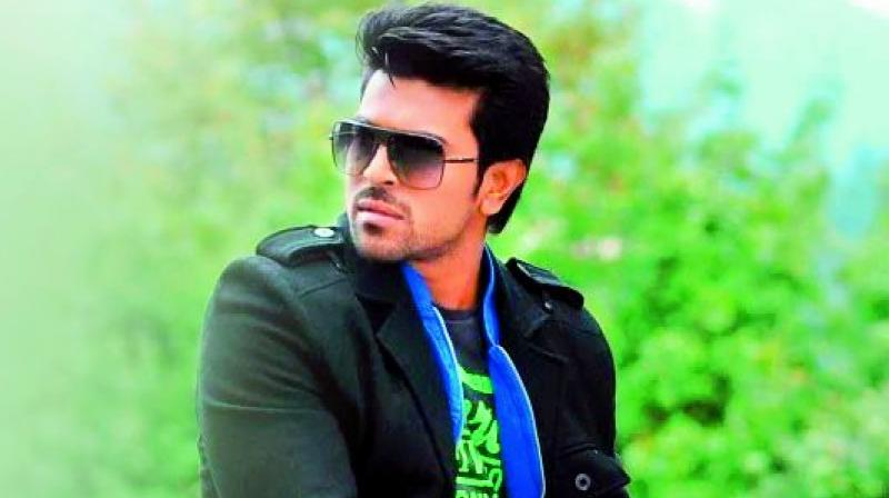 Ram Charan S New Movie Launched