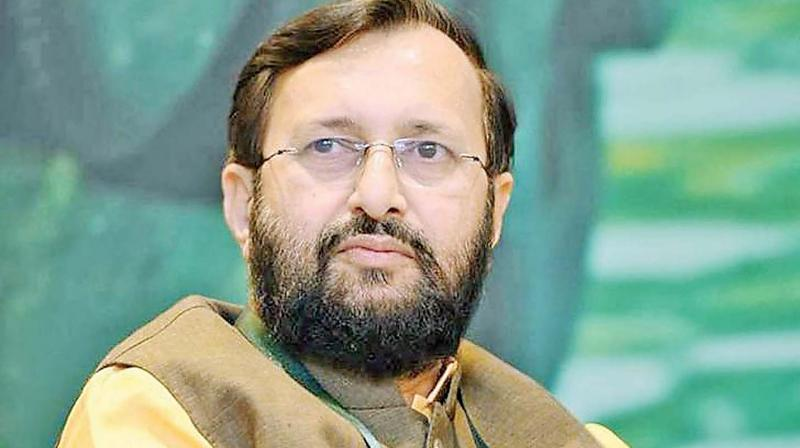 People are showing confidence and trusting Prime Minister Narendra Modi's leadership, Union Human Resources and Development (HRD) Minister Prakash Javdekar said.