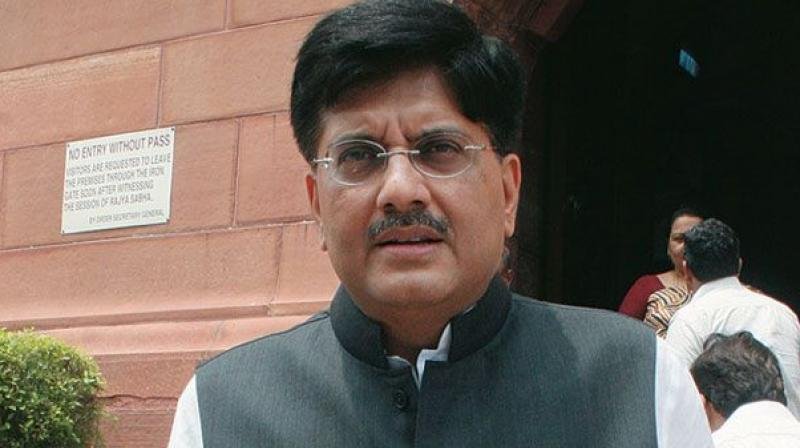 Railways Minister Piyush Goyal had instructed officials in 2017 to not use their juniors for menial jobs and said strict action will be taken against those who continue to do so. (Photo: File)