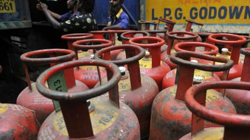 Lpg Gas Rate Today