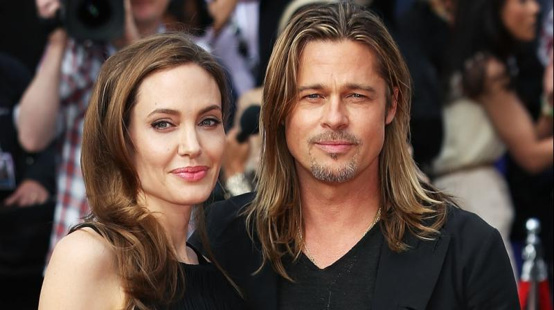 Image result for angelina jolie photos with husband