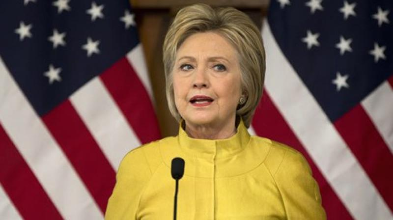Hillary Clinton said in the struggle against ISIS, allies are needed as much as ever. (Photo: AP)