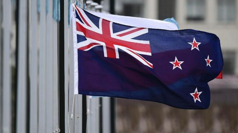 More than 2 million people voted in the ballot to decide whether to keep the British Union Jack on their flag or replace it with a silver fern. (Photo: AFP)