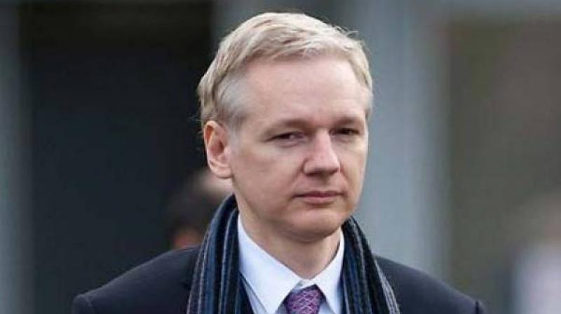 Assange faces a rape allegation in Sweden but has been inside Ecuador's embassy in London for nearly four years in a bid to avoid extradition. (Photo: AFP)