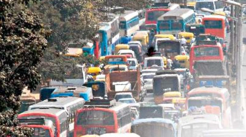 The multi-crore Peripheral Ring Road (PRR) project, aimed at decongesting the city, has been hanging fire for the last 12 years.