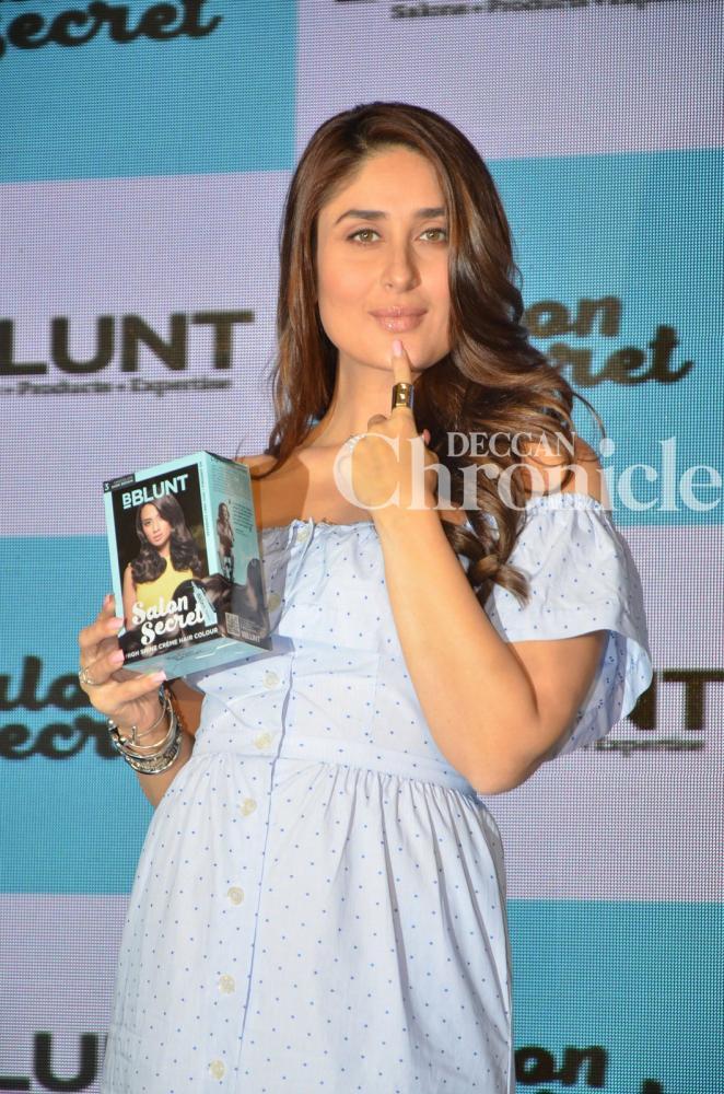 Kareena Kapoor Khan Has A Good Hair Day - Hair colour kareena kapoor