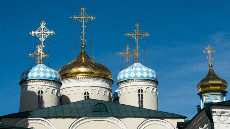 Orthodox Church (Photo: AFP)