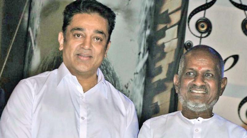 Image result for kamal hassan and ilayaraja