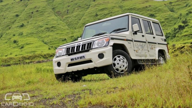 Review of the Mahindra Bolero Power+