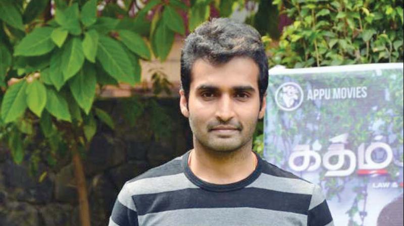 Actor Nandha