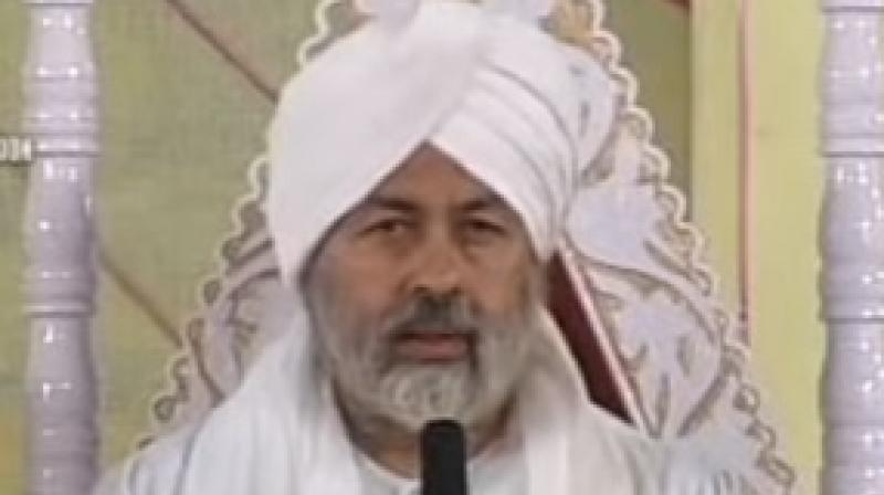 Nirankari spiritual leader Baba Hardev Singh dies in road accident