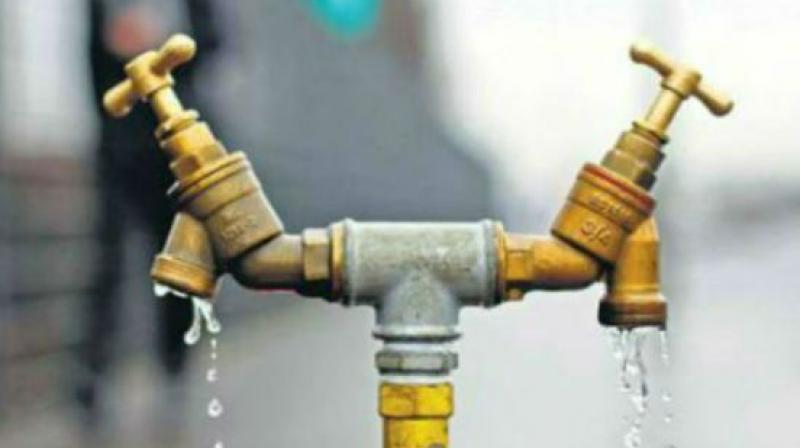 Once the work is completed about 1.75 lakh people can be supplied drinking water. (Representational image)