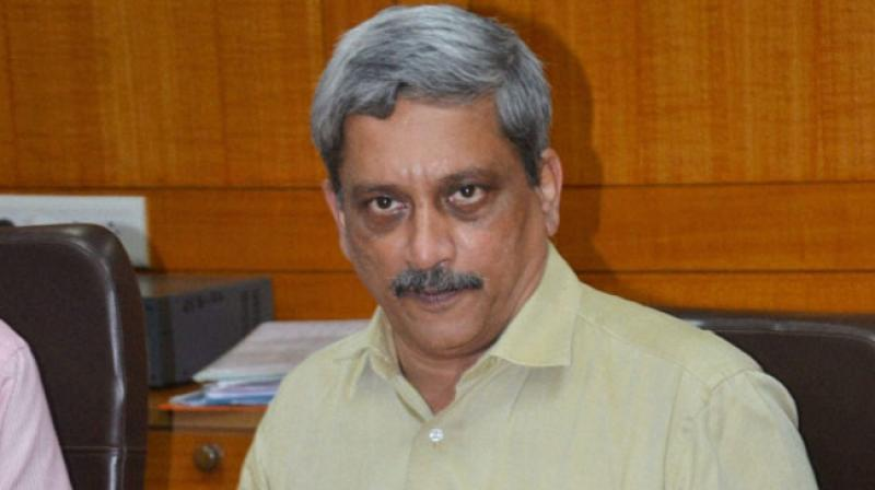 Defence Minister Manohar Parrikar (Photo: PTI)