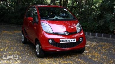 The Nano was launched in the market in March 2009 with an initial price of close to Rs 1 lakh for the basic model despite cost escalations.