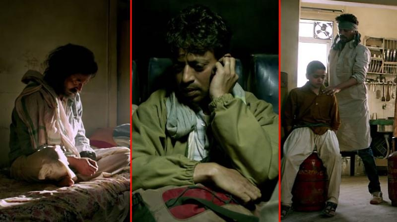 Madaari is a priceless portrayal of love, separation, revenge, and most importantly, India's hypocrite politics.