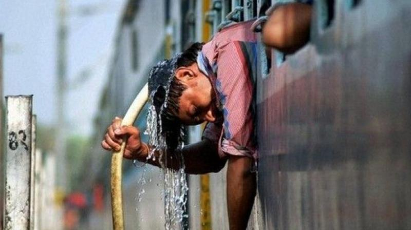 Temperatures ranged between 43-46ºC in these districts with Ramagundam recording the highest. (Representational image)