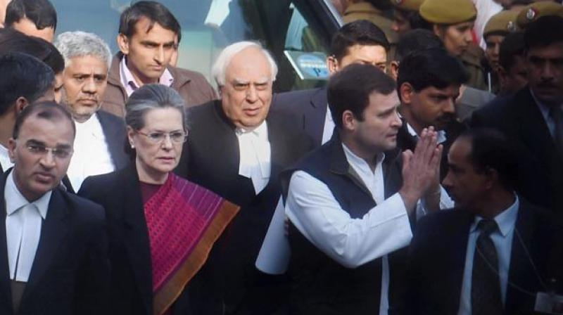 national herald to resume publication even as rahul sonia fight