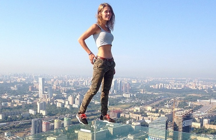 Russian Woman Who Takes 94