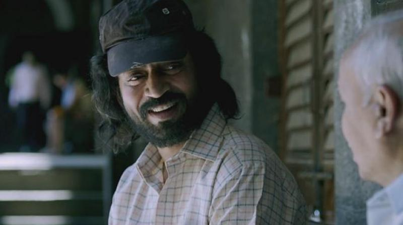 Nishikant Kamat has managed to encapsulate beautifully the father-son relationship throughout the film.