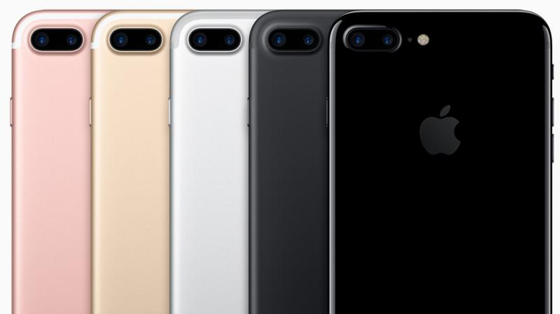 3871fba40e7 Apple iPhnoe 7 and 7 Plus will be available in India from October 7.