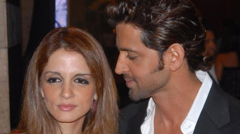 Hrithik Roshan and Sussanne Khan announced their split after 17 long years in 2014.