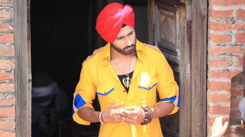 The song with Punjabi lyrics is quite powerful and the music complements the feel of the track nicely.