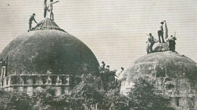 Babri Masjid demolition (Photo: DC File )