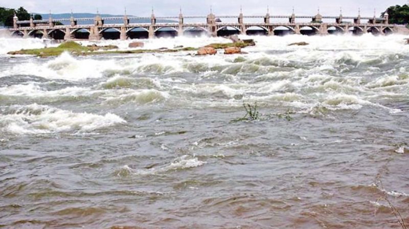 However, now-a-days, the water released from Mettur reservoir was being pumped out for drip irrigation by farmers of Salem, Namakkal districts, which was more than the permitted quantity.  (Representational image)