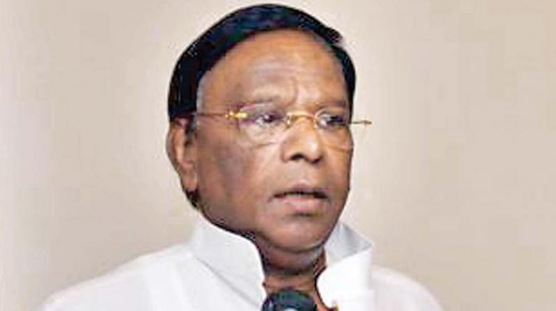 Pondicherry to create investor friendly atmosphere: V Narayanasamy