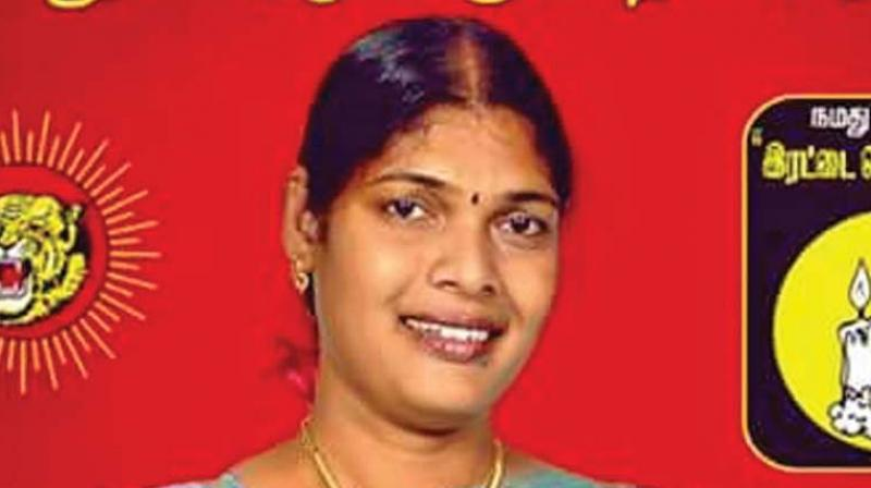NTK, invited Devi to contest in the election.
