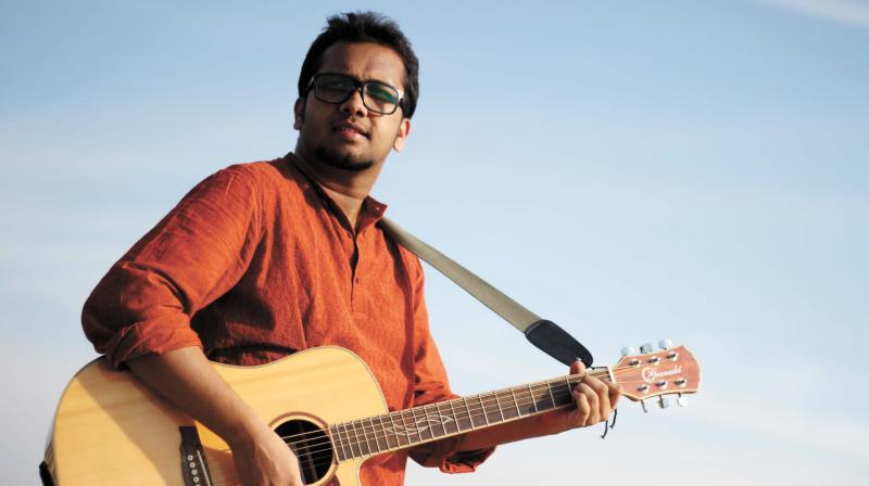 Having completed the songs, Sachin is  in Ernakulam engrossed in creating  background score for the movie.