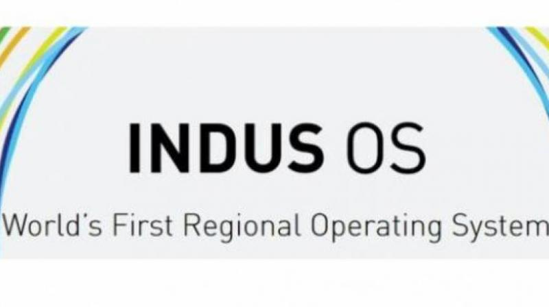 Indus OS, which claims to be the second most used operating system in the country after Android, said its users consume about 956 MB of 3G data per month.