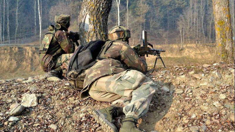 At least eight armymen have been injured in a suspected fidayeen attack on an army camp in Uri, Jammu and Kashmir. (Photo: PTI/Representational)