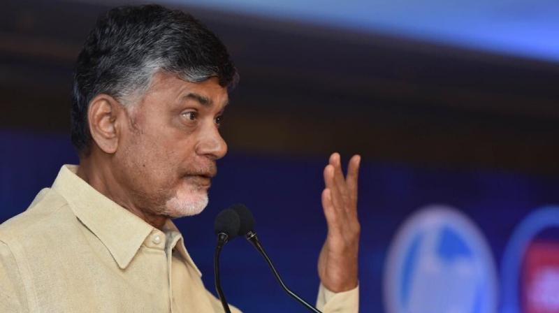 Andhra Pradesh Chief Minister N Chandrababu Naidu (Photo: Twitter)