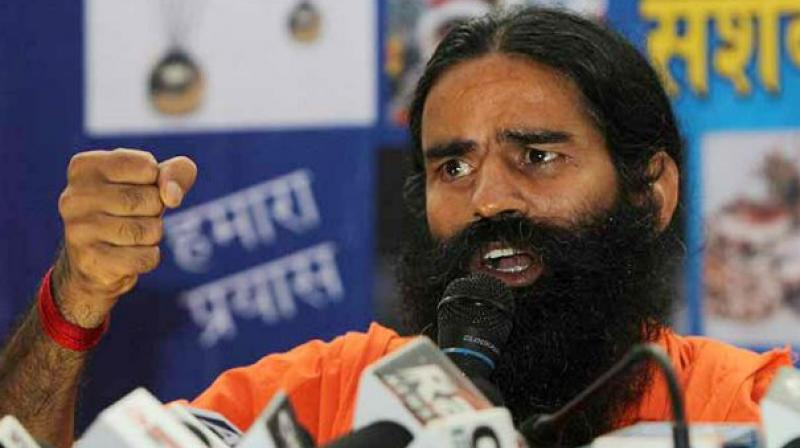 Baba Ramdev is ready to foray into the branded garments market with his new 'swadeshi' clothesline.