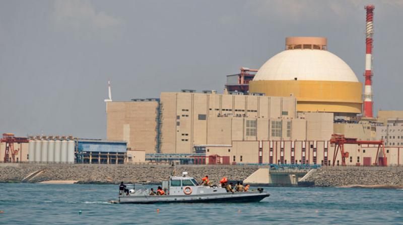 Kudankulam Nuclear Power Plant (Photo: PTI)