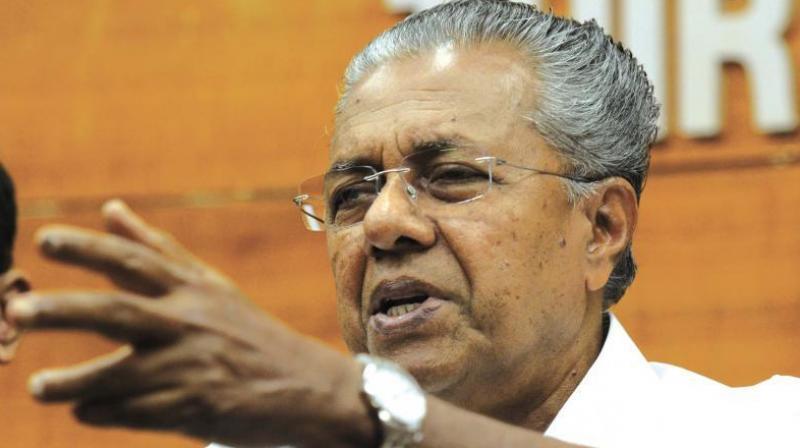Kerala Chief Minister Pinarayi Vijayan. (Photo: PTI)