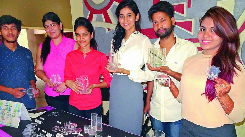 Unexpected Inspirations Nift Hyderabad Students Design Innovative Ideas