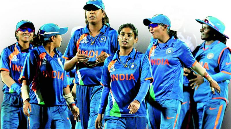 After a historic T20 series win Down Under, Mithali Raj and army is charged up.