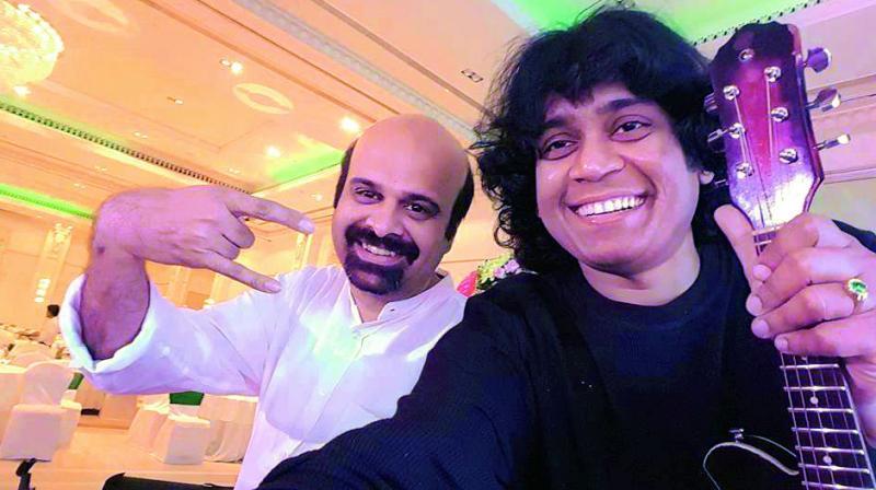 Anil Srinivasan and  U. Rajesh