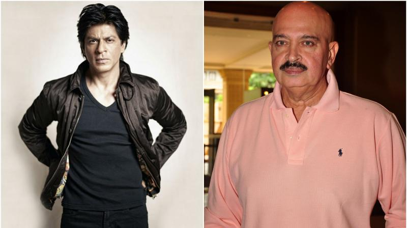The 67-year-old producer director has said he got to know about the release date of SRK's movie via social media.