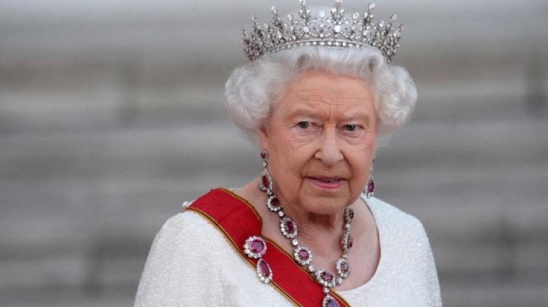 Queen Elizabeth (Photo: AFP)