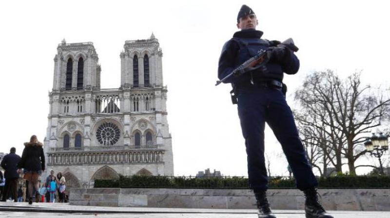It would not be the first time jihadists in Belgium have been linked to those in France. (Photo: AP)